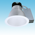 LED - 8 inch Commercial Down-Light Retrofit Kit - LED-CDL8xxx Series of LED Downlight Retrofit Kits category Neptun SKU LED-CDL8 Series  25W & 40W