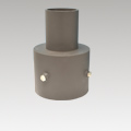 Round Pole Tenon Reducer of Mounting Brackets & Systems category Neptun SKU Round Pole Tenon Reducer