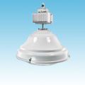 "Induction - 25"" High-Bay - White Reflector Fixtures  of Induction Highbays category Neptun SKU 25xxx-WH Series"
