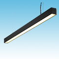 LED Linkable Linear Fixture of LED High Bay and Low Bay Fixtures category Neptun SKU LED-LF Series
