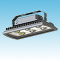 LED - COB Flood Light Fixture - LED-27xxx-L6 Series of LED Flood Lights category Neptun SKU LED-27-L6 Series