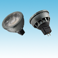 TITANIUM SERIES - MR16 -2Pin - 35 Degree Beam of LED Bulbs   Non-Dimmable category Neptun SKU LED-MR1605-12V   5W - MR16