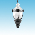 24VDC Solar Compatible Induction Post Top Acorn Lighting of 24VDC Post-Top Lighting category Neptun SKU Induction - 93xxx Series