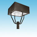 "Induction 24"" Square Post Top Parking Lot Fixture - 59xxx Series of Induction Parking Lot Fixtures category Neptun SKU 59xxx Series"