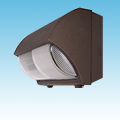 "Induction 16"" Wall Pack Round Lens Flood Type Fixtures - 21xxx-RFLD Series of Induction Wallpacks category Neptun SKU 16"" 21xxx RFLD Series"