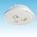 LED - 15 inch Round Low Profile Canopy Fixture - LED-LP13 Series of LED Garage/Canopy Fixtures category Neptun SKU LED-LP13 Series