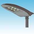 LED - COB Street Light Fixture - LED-882-L6 Series of LED Street Lights category Neptun SKU LED-882-L6 Series