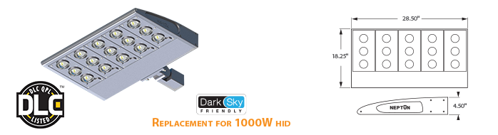 LED - Modular High-Mast Lighting - LED-31xxx-M5 Series