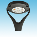 LED Turtle Friendly Post-Top Area Light of Turtle Friendly Amber LED Lighting category Neptun SKU LED Post-Top