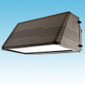 "LED - 14"" Full Cut Off Wall Pack Fixture - 40W of DLC Listed Products category Neptun SKU LED-21040FCT-UNV"