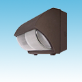 "Induction 11"" Wall Pack Round Lens Flood Type Fixtures - 21xxx-RFLD Series of Induction Wallpacks category Neptun SKU 11"" 21xxx RFLD Series"