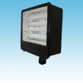 "Induction  -23"" Flood Fixture - Rectangle Bulb Design of Induction Parking Lot Fixtures category Neptun SKU 2R39xxx Series"
