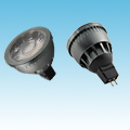 TITANIUM SERIES - MR16 -2Pin - 35 Degree Beam of LED Bulbs   Non-Dimmable category Neptun SKU LED-MR1608-12V   8W - MR16