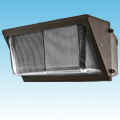 LED Wall Pack - Flood Type w/ Battery Backup System of LED Wall-Pack & Facade Lighting category Neptun SKU LED-21FLD EM-BB